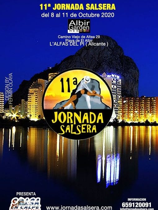 Nueva fecha 11a Jornada Salsera